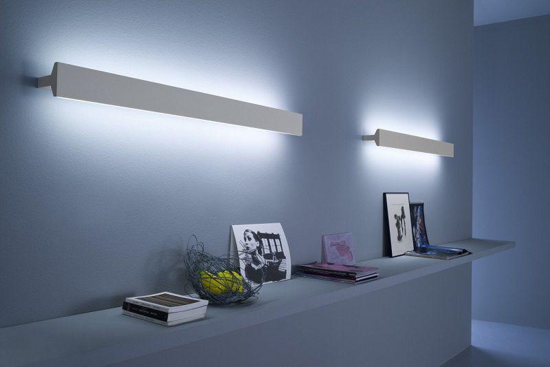 Lampade da parete Ipe W1 by Rotaliana
