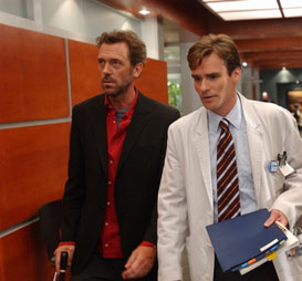 House and Wilson, first season