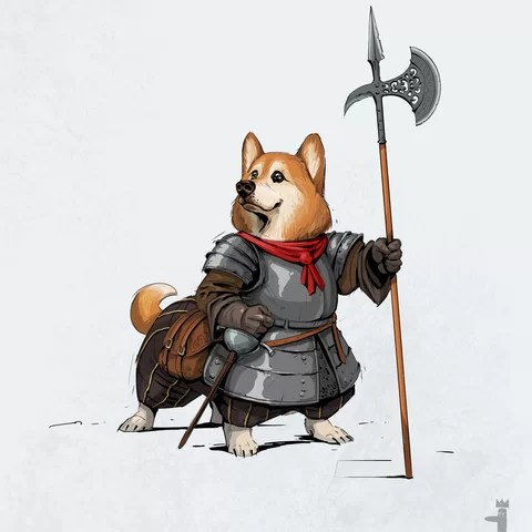 The Dogs of War - House Morningwood