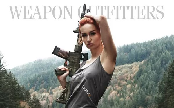Weapon Outfitters Alice Exx Collection