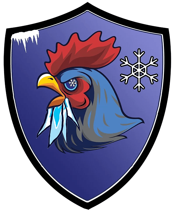 Game of Thrones House: House Morningwood style - this is the sigil of House Chillycock