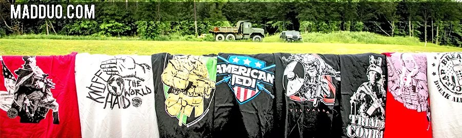 Mad Duo Co: your source forpro gun shirts and patriotic swag.