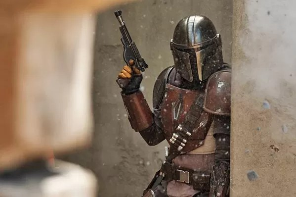 Mandalorian armor made of beskar steel