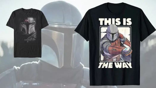 Mandalorian t-shirts