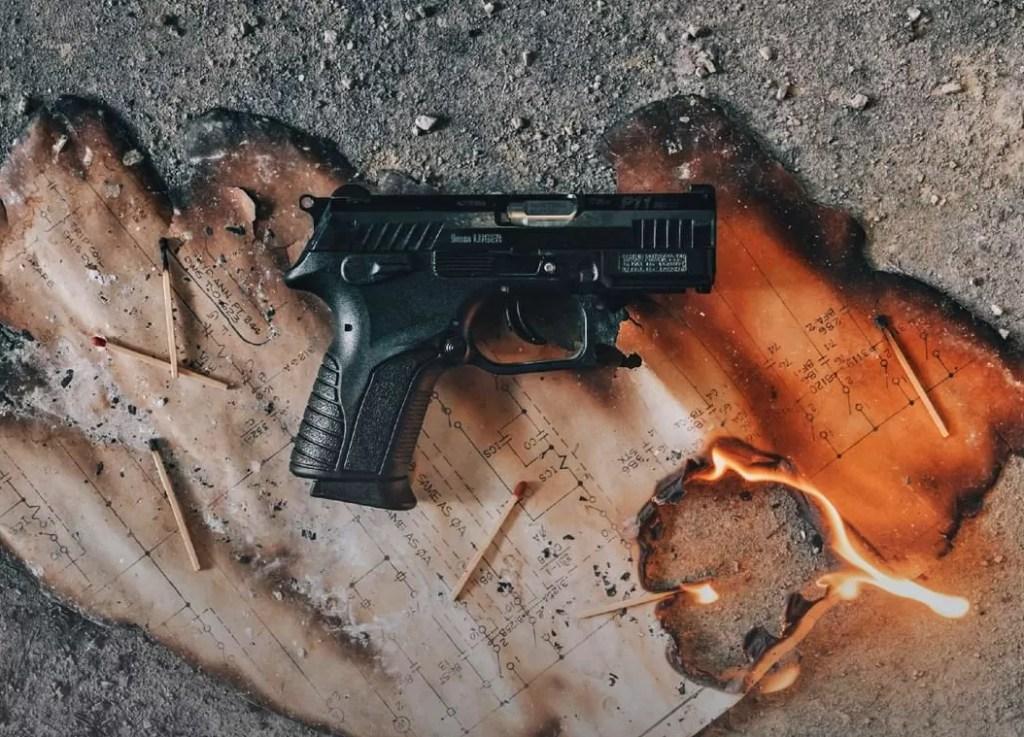 Grand Power P11 sub-compact pistol