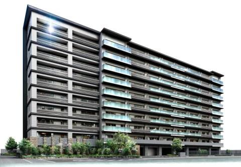 環境配慮型分譲マンション「プレミスト西金沢ステーションフロント」