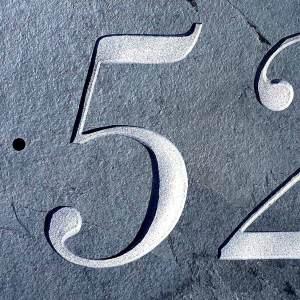 52-slate-plaque-in-'Bodoni-MT-Italics'-font-closeup