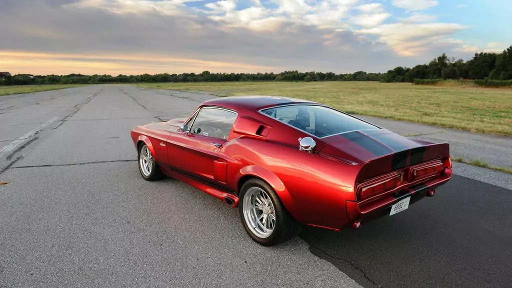 1967 Shelby Cobra GT500 Super Snake Is Back For 250,000