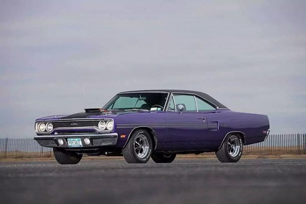 Plymouth GTX American Muscle Cars