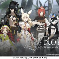 Anime Review: Rokka - Braves of the Six Flowers