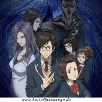 Anime Review: Parasyte -the maxim-