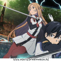 Anime Movie Review: Sword Art Online - Ordinal Scale