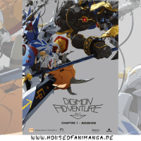 Anime Movie Review: Digimon Adventure tri. Chapter 1: Reunion