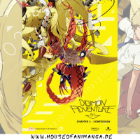 Anime Movie Review: Digimon Adventure tri. Chapter 3: Geständnis