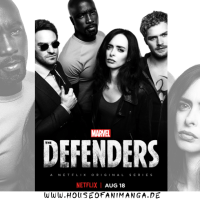Serien Review: Marvel Defenders Staffel 1