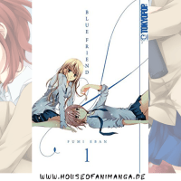 [Gastbeitrag] Manga Review: Blue Friend