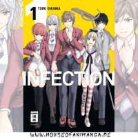 Manga Review: Infection Band 1