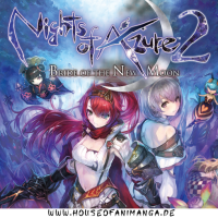 Spiel Review mit Gewinnspiel: Nights of Azure 2 - Bride of the New Moon