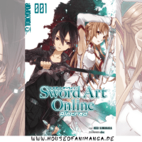 Light Novel Review: Sword Art Online Band 1