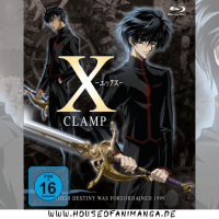 Anime Review: X - TV Serie