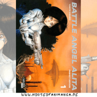 Manga Review: Battle Angel Alita - Perfect Edition Band 1