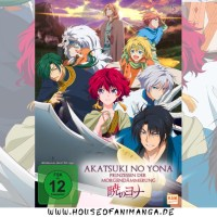Anime Review: Akatsuki no Yona – Prinzessin der Morgendämmerung Volume 5