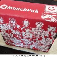 Munchpak: Unboxing – Mai 2018