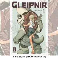 Manga Review: Gleipnir Band 1