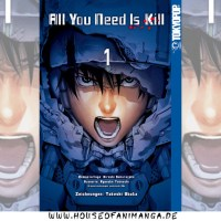 Manga Review: All You Need Is Kill