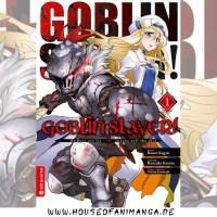 Manga Review: Goblin Slayer! Band 1