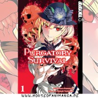 Manga Review: Purgatory Survival Band 1