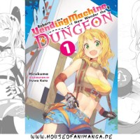 Light Novel Review: Reborn as a Vending Machine, I Now Wander the Dungeon Band 1