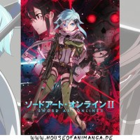 Anime Review: Sword Art Online Staffel 2