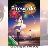 Anime Movie Review: Fireworks - Alles eine Frage der Zeit