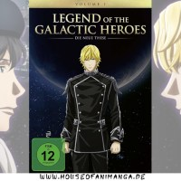 Anime Review: Legend of the Galactic Heroes - Die Neue These Volume 1