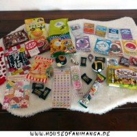 Japan: Loot Unboxing von Shin und Tsu