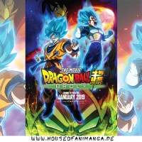 Anime Movie Review: Dragon Ball Super: Broly