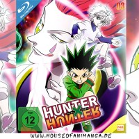 Anime Review: HUNTERxHUNTER Volume 3