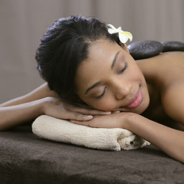 massage at Asante Spa Polokwane
