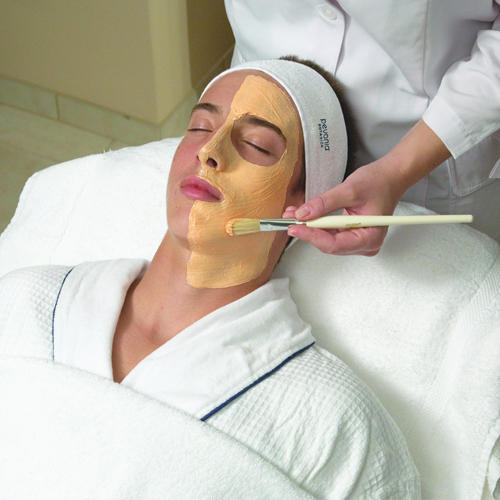 Facial massage at Asante Spa Polokwane