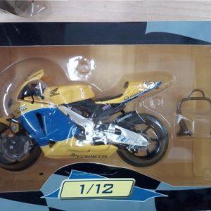 MODELLINO MOTO HONDA RC211V MAX BIAGGI 2004