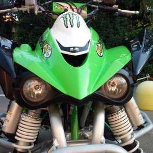 Kawasaki KFX 450 – 2007