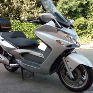 Kymco Xciting 250 – 2006