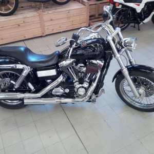 Harley-Davidson Dyna Super Glide FXDCI – 2005
