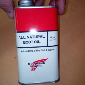 OLIO PER STIVALI RED WING SHOES made in USA