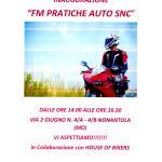 INAUGURAZIONE AGENZIA FM PRATICHE AUTO E MOTO SNC partner HOUSE OF BIKERS