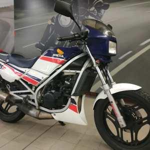 HONDA NS 125 F  anno 1986