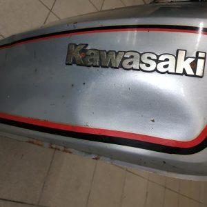 SERBATOIO KAWASAKI Z 440 ANNI 70/80