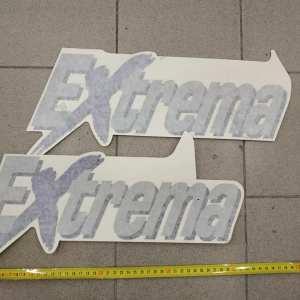 APRILIA RS 125 EXTREMA GRAFICHE CARENE LATERALI