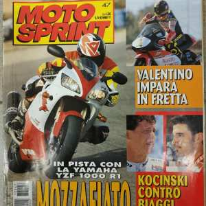 MOTOSPRINT N.47 anno 1997